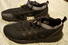NWOB Men's Adidas Questar Rise BB7197 sz 9 Black  -SH2bx