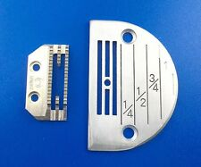 Needle Plate E28 FEED DOG 4 Brother Industrial Sewing Machines E-40 F-40 Exedra