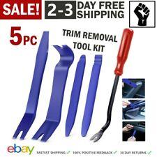 Car Trim Removal Tool Kit Set Door Panel Fastener Auto Dashboard Plastic Tools