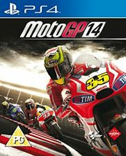 MotoGP 14 for PlayStation 4 - Motorcycle Racing Video Game w/ Multiplayer Mode