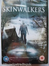 Skinwalkers (DVD, 2014) NEW SEALED Region 2 PAL
