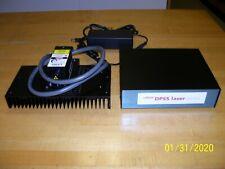 Lasos Nova50 Laser System 50 mW @ 532 nm Single frequency TEM 00 5 MHz linewidth