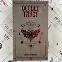 Occult Tarot (78 Cards Deck by Travis McHenry)