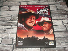 ALVAREZ KELLY  / william holden  richard widmark / DVD WESTERN