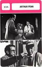 FICHE CINEMA :  ARTHUR PENN -  USA (Biographie/Filmographie)