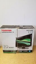 Toshiba 19C100U HD LCD TV *Open Box