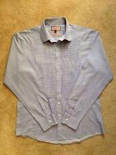 Thomas Pink Men's Regular Striped Button Cuff Formal Shirts