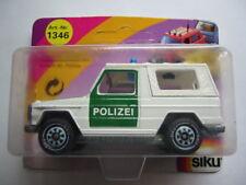Siku POLIZEI 1346 Mercedes Benz 280 GE  W460 POLIZEI Geländewagen OVP
