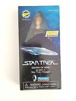 Star Trek Voyager Playmates Figure ToyFare Fair Exclusive Seven of Nine 7 of 9