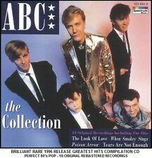 ABC - The Very Best Essential Greatest Hits Collection - RARE 1996 80's Pop CD
