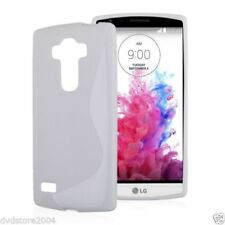 Cover e custodie bianco Per LG G4 in pelle sintetica per cellulari e palmari