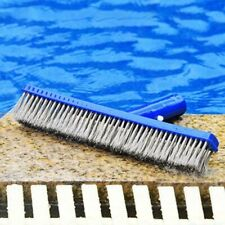 NEW Swimming Spa Pool Cleaning Wall Floor Brush Deluxe Supplies 10