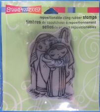 Stampendous Precious Nativity Rubber Stamp