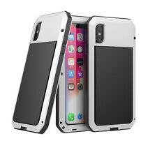 Lunatik TAKTIK ShockProof Metal Case Gorilla Glass Bumper For iPhone XR XS Max