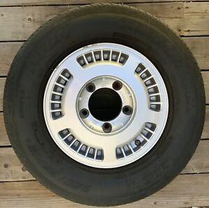 BENTLEY TURBO R Spare Wheel Original RIM & AVON TIRE