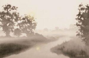 JOHN WATERHOUSE 'EARLY REFLECTION'  LTD EDT. GICLEE  SALE