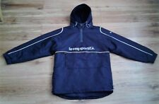 Le Coq Sportif Navy Blue Quilted Padded Jacket XL 14 Boy Reflective school Coat