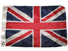 """12x18 12""""x18"""" Country of UK England Great Britain Boat Flag Indoor/Outdoor"""