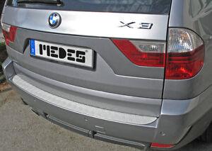 BMW X3 Typ E83/X83 Alu-Ladekante Medes Duett matt ELOX