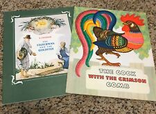 Russian Folk Tales and Stories - in English - lot of 14 books