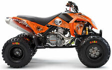 Invision DECORO GRAPHIC KIT ATV KTM 450 505 525 SX XC Head creep B