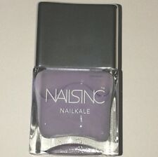 Nails Inc Nailkale Abbey Road Lilac Nail Polish 14ml