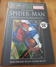 Ultimate Graphic Novels Collection Marvel Spider-Man Power Issue 25 NEW