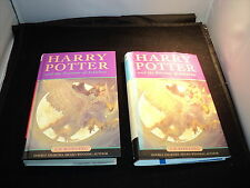 Harry Potter and the prisoner of Azkaban Hardback J. K. Rowling 3rd Print run