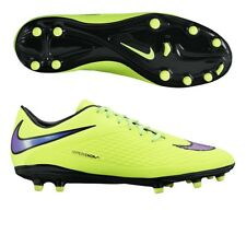 NIKE JUNIOR HYPERVENOM PHELON FG FOOTBALL BOOTS - SIZE UK 4 fb987296eff19