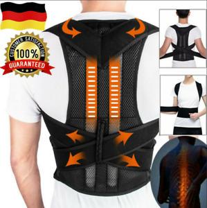 Rückenbandage Rückenhalter Haltungskorrektur Stabilisator Geradehalter Rücken de