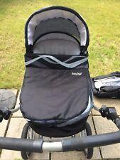 Babystyle lux europa 3in1 pram & pushchair