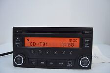 2013-2014 Nissan Sentra Radio AM FM Cd Player & Aux 28185-3VY0A TESTED C30#005