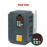 Updated 7.5KW 380V 19A Variable Frequency Drive Inverter Huanyang VFD CNC Mill
