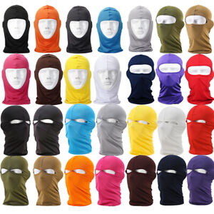Balaclava Full Face Cover Motorcycle Cycling Helmets Liner Ski Neck Gaiter Cover