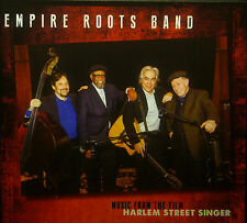 CD Empire roots band-Music from the film Harlem street singer