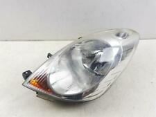 2006-2013 MK1 NISSAN NOTE E11 HEADLIGHT LH Passengers Side 260609U00A