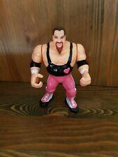 Jim The Anvil Neidhart WWF WWE Custom Hasbro Wrestling Figure Heart Foundation