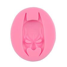 3D Batman Silicona Molde Decoración Pastel Azúcar chocolate reposterìa Hazlo tú mismo Herramientas De Cocina