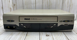 RCA VR546 VCR 4 Head HiFi VHS Video Cassette Recorder Player - TESTED WORKS