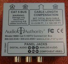 Audio Authority 9880