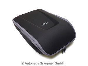 Audi Businesstasche 000087316C Ablagebox Tasche Fondtasche Fondbox