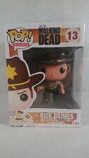 Funko Pop! - The Walking Dead - Rick Grimes - No.13