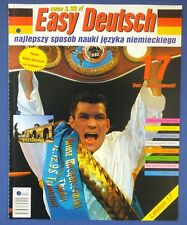 DARIUSZ MICHALCZEWSKI polish mag.FRONT cover  No.17, issue 1999 Potsdam