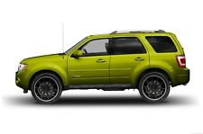 PAINTED BODY SIDE Moldings TRIM Mouldings For: FORD ESCAPE 2008-2012