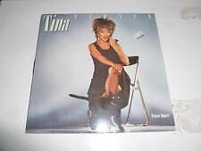 TINA TURNER - Private Dancer - 1984 Spanish 10-track Vinyl LP