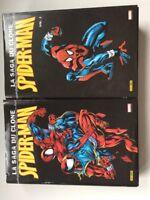 Saga du Clone Spider-Man Tomes 1 et 2 Marvel Omnibus