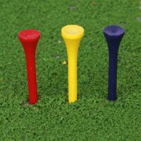 100 stücke Holz Golf Tees 54mm Lange 2 1/8 '' Xmas Golfer Geschenk Driving