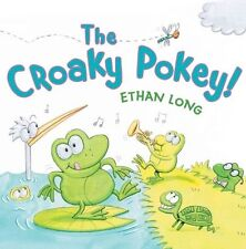 USED (GD) The Croaky Pokey! by Ethan Long