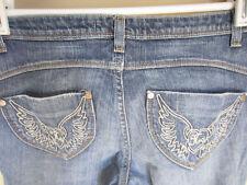 Heidiwood by Heidi Montag Destroyed Skinny Stretch Jeans 5 27