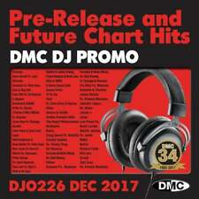 DMC DJ Only 226 Promo Chart Music Disc for DJ's Double CD Radio Edit & Remixes